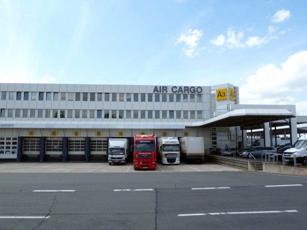 Air Cargo Center Schwechat - Pfeffer & Partner GmbH