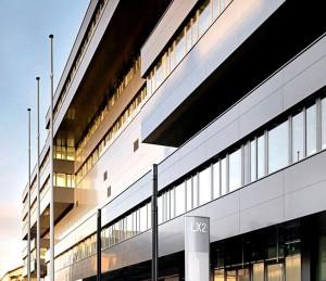 RZ ÖBB und LX2, Wien - Pfeffer & Partner GmbH