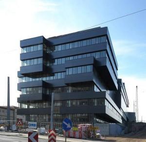 Rechenzentrum OeBB 2 - Pfeffer & Partner GmbH